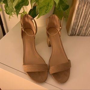Express Low Heel Sandal